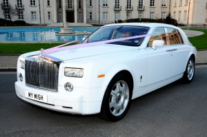 White Phantoms Impress At Slough Wedding!