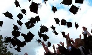 A Phantom Graduation!