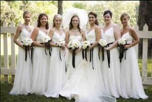 Treat Your Bridesmaids to a White Phantom?